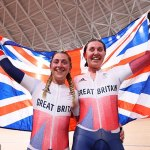 Laura Kenny becomes first British woman to win gold at three Olympics with PERFECT Madison 💥👩💥