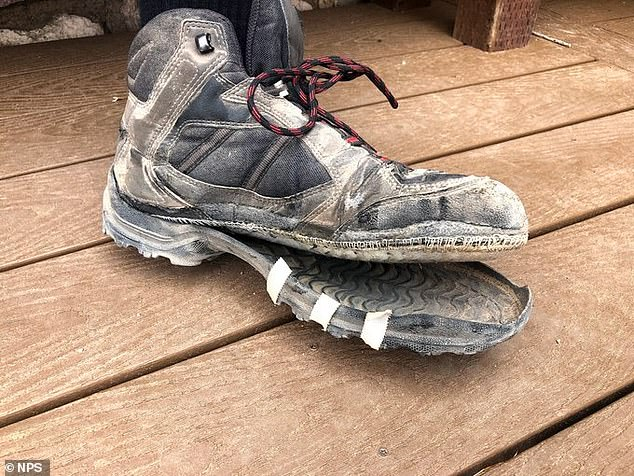 Heat warnings for the Grand Canyon are issued throughout the year, but in June 2020, officials warned hikers their boots could literally melt apart and their feet will suffer blisters because of extreme heat conditions at the national park