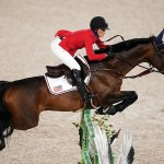 Equestrian Jessica Springsteen, 29, takes home silver medal at Tokyo Olympics 💥👩💥