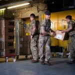 Army on standby to stock Britain's shelves with 2,000 HGV drivers from Royal Logistics Corps 💥👩💥
