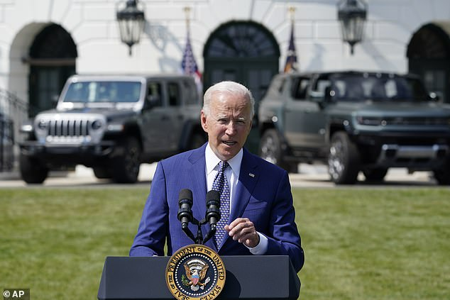 President Joe Biden conceded he can't guarantee the courts won't find his new eviction moratorium unconstitutional