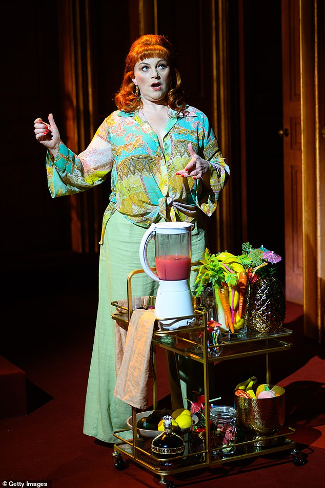 Duchess of York:Sophie-Louise Dann portrays Sarah Ferguson