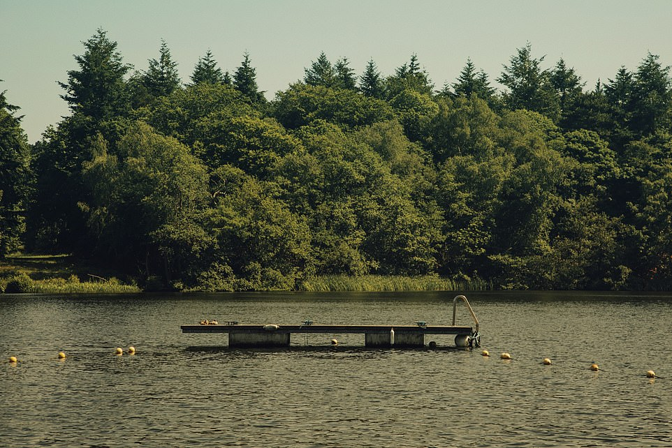 'Fritton Lake is two miles of water fringed by dense woodland,' reveals Sarah