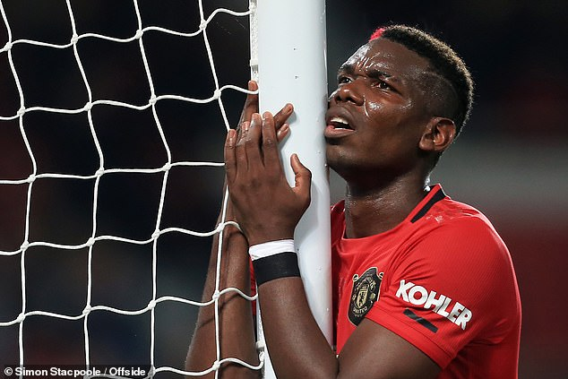 Paul Pogba (pictured) is reportedly now very likely to stay at Manchester United this summer