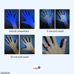 Are you washing your hands WRONG? Graphic shows exactly how long you need to wash your hands for💥👩💥💥👩💥