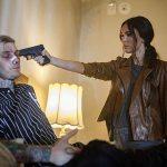 Megan Fox points pistol at Machine Gun Kelly's head in violent Midnight In The Switchgrass scene💥👩💥💥👩💥