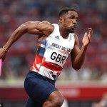 Tokyo Olympics: Team GB silver medallist CJ Ujah SUSPENDED for doping violation 💥👩💥