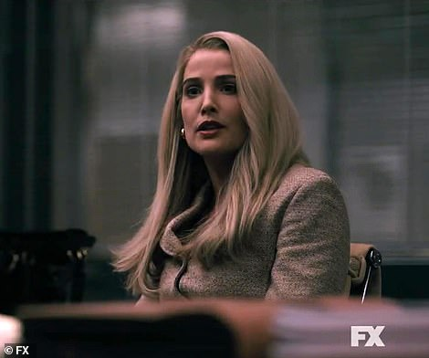 All-star cast: Cobie Smulders is seen as Ann Coulter in the first full trailer
