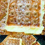 Home cook shares her mouthwatering three-ingredient vanilla slice recipe 💥👩💥