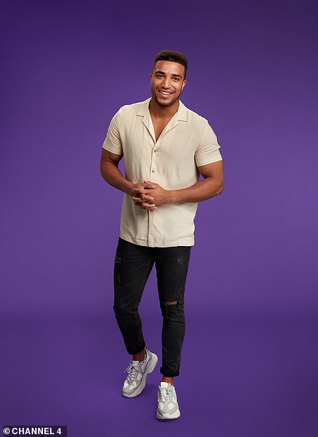 Married At First Sight UK contestant Joshua