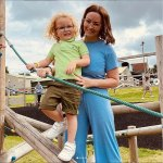 Chanelle Hayes displays her 8st weight loss in chic jumpsuit 💥👩💥