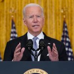 Biden DEFENDS leaving Afghanistan, blames Trump, Afghan leaders and the country's soldiers for chaos 💥👩💥