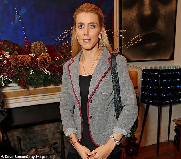 Clarissa Ward attends the launch of The Art of Empowermenthosted by UN Women at Brown's in Mayfair, London, in November 2018