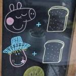 Edinburgh cafe is slammed for using Peppa Pig to sell a bacon roll 💥👩💥