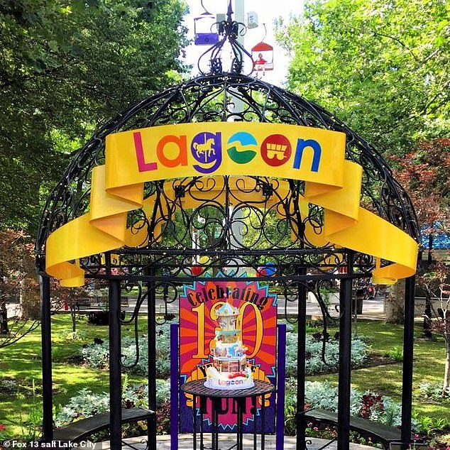 Lagoon officials are cooperating with the investigation, noting that the Sky Ride has operated without incident since it was first installed in 1974