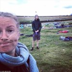 Fury at 'hypocritical' Boardmasters festival goers for leaving Cornwall site covered in litter 💥👩💥