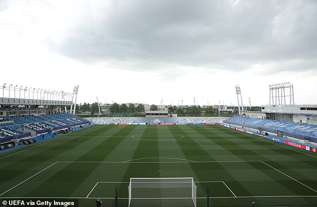 Madrid have been playing at their Castilla stadium for more than a year during renovations