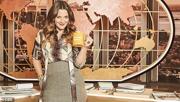 Sophomore Excursion: Drew Barrymore Show enters its second season, which premieres September 13 on CBS