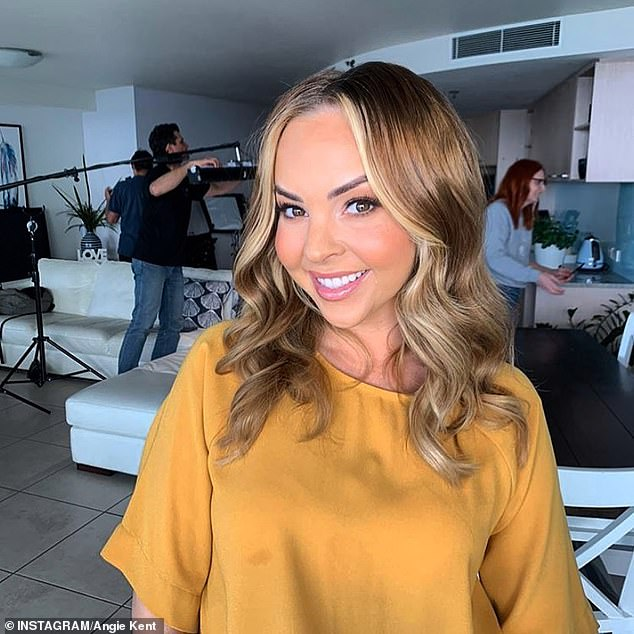 She's in the know! Former Bachelorette Angie Kent has revealed the 'clear winner' of Jimmy Nicholson's heart on The Bachelor