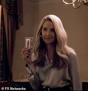 Other notable cast members: Cobie Smulders as Ann Coulter
