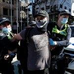 Cops brace for hundreds of diehard anti-lockdown protesters to flood Melbourne's CBD 💥👩💥