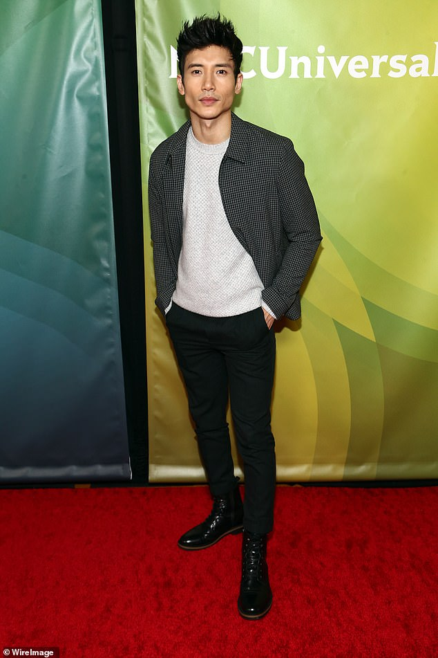 Off-screen secrets: Manny Jacinto revealed what his Nine Perfect Strangers co-stars - such as Nicole Kidman and Melissa McCarthy - were really like on the set of the Hulu series