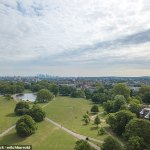 Man in his 30s is raped on Clapham Common as police launch hunt for two suspects 💥👩💥