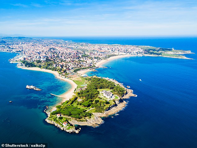 The Guru offers advice to a reader travelling from Portsmouth to Santander (pictured) in Spain