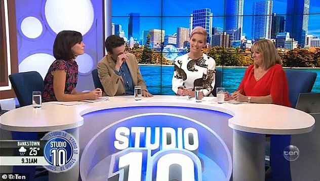 Another change: In 2013, Jessica moved to Network Ten and hosted morning show Studio 10 alongside Ita Buttrose, Joe Hildebrand, Sarah Harris and Denise Drysdale.In March 2018, she announced she was resigning from the program to spend more time with her family
