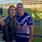 Footy star who kissed his teammate's fiancee and stripped naked in pub in hot water AGAIN 💥👩💥