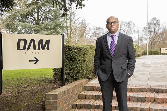 The medical director of DAM Health, one of the UK's largest providers, said the company has had to resort to self-regulation due to a lack of guidance from officials. Professor Frank Joseph, whose firm has more than 40 clinics across the UK, told BBC Radio 4's Today programme: 'Unfortunately there's no regulation for us and we would welcome it'