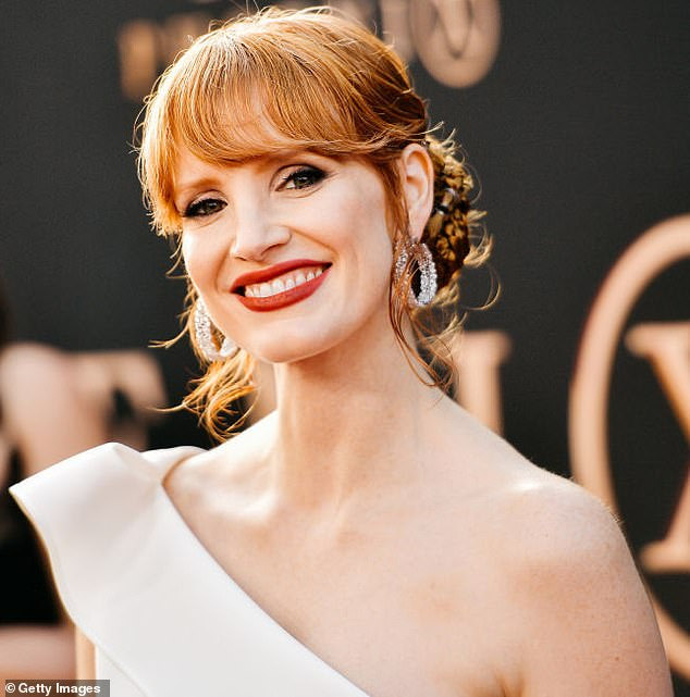 Jessica Chastain Says She Has Done
