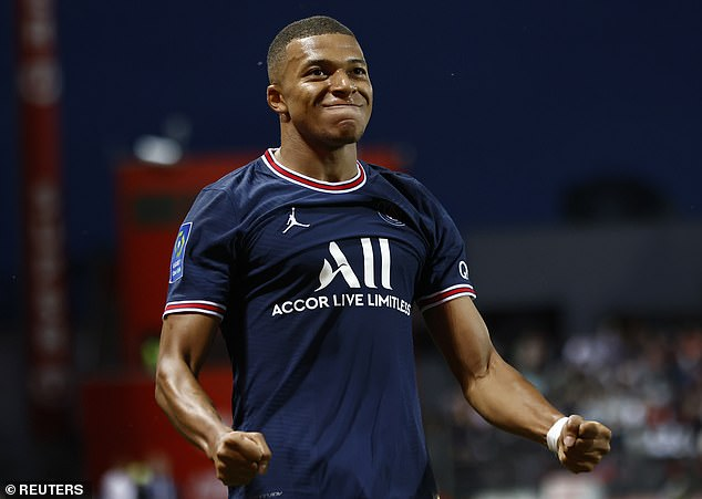 Real Madrid have made a bid to try and sign Kylian Mbappe before the end of the window