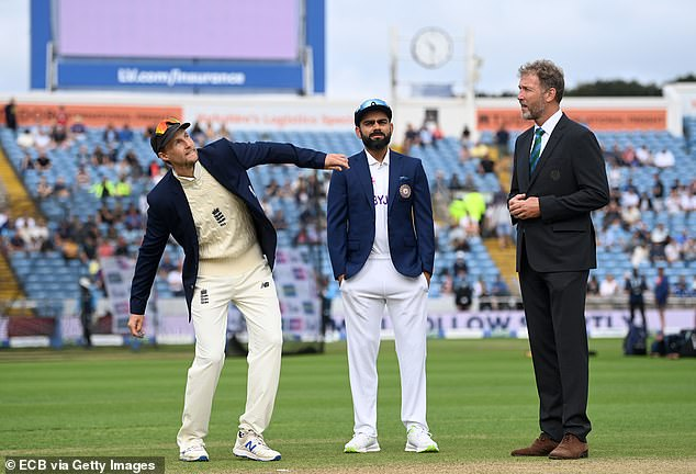 But for all England's dominance, it is tough to say that Kohli chose wrong at the toss
