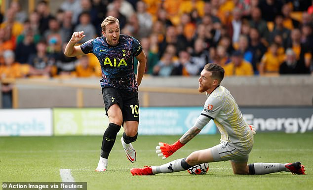 The England captain has consistently performed for Spurs and will hope to do so again
