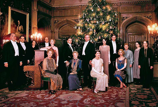 Family:The show followed the lives of the Crawley family, who own a sprawling English countryside estate in the early 20th Century, and their servants