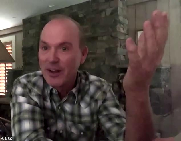 Uh oh:Michael explained that he would be very specific and get into the 'minutia' about what he had in mind but there would be gaps in communication