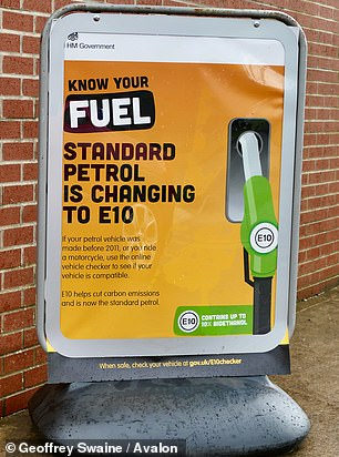 E10 fuel has arrived - here's what you need to know about the new 'standard' unleaded