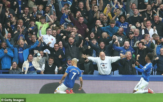 Richarlison has become a key part of this Everton team, scoring 43 goals in three seasons
