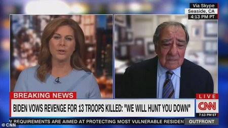 'We're going to have to go back in': Obama's Defense Secretary Leon Panetta says what many others believe: US forces will have to return to Afghanistan to tackle terror threats posed by Taliban and ISIS-K