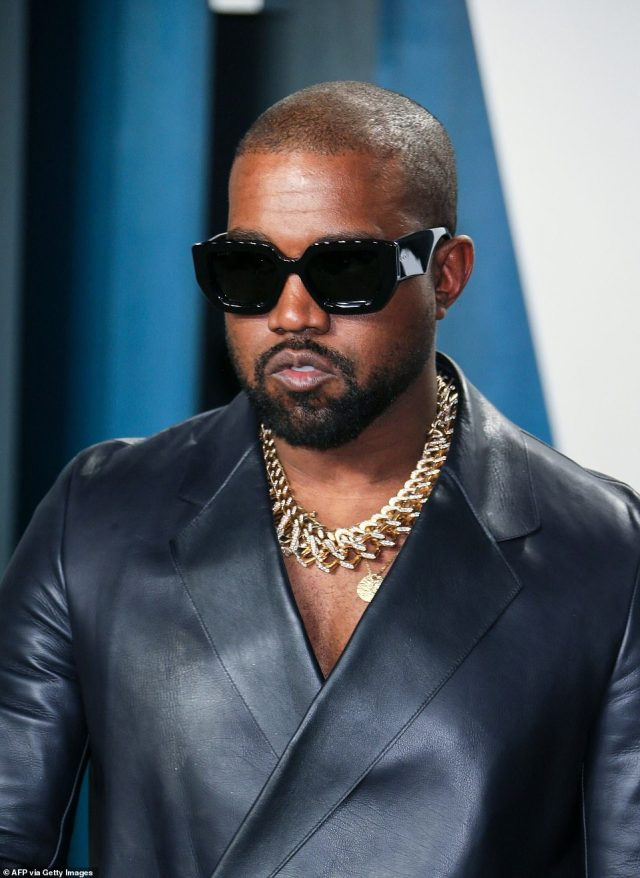Finally: West had announced pre-orders this week for the Donda 'stem player' — a sampler pre-loaded with the album that is said to ship in 'Summer 2021'