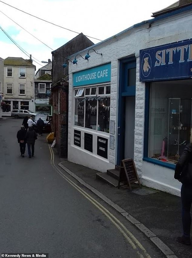 The Lighthouse cafe in Mevagissey, Cornwall was subjected to an impromptu and stressful visit from Trading Standards during a busy lunch time service