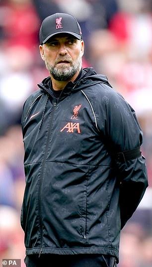 Jurgen Klopp will be looking to regain the Premier League title