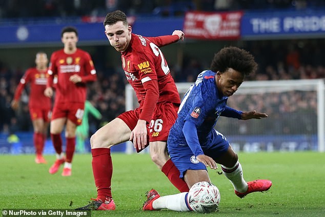 Chelsea and Liverpool gear up to go head-to-head as early title contenders on Saturday