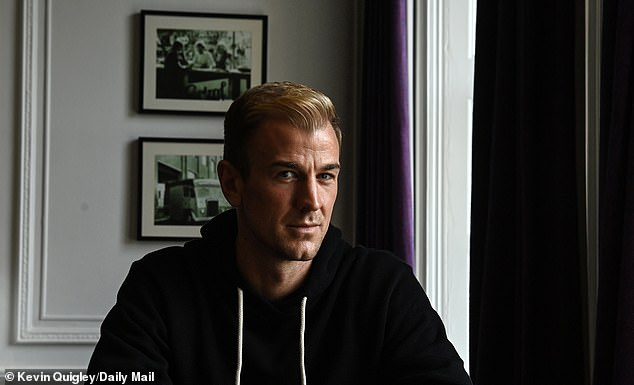 Joe Hart is facing a new challenge at Celtic after enduring much rejection in recent years