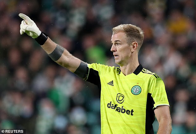 Hart is relishing the new opportunity that he has received to make an impact for Celtic