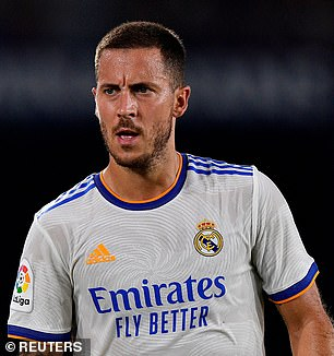 The Italian giants are also linked with a move for Eden Hazard