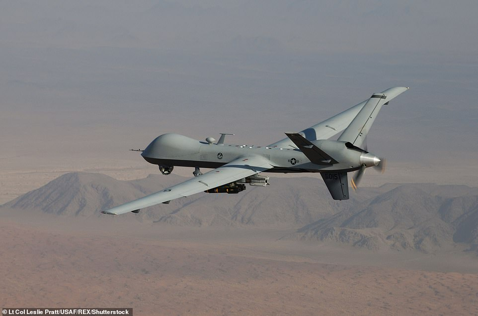 The Pentagon said on Saturday that two ISIS-K targets had been killed in the drone strike responding to the suicide attack in Kabul, after earlier confirming only one kill
