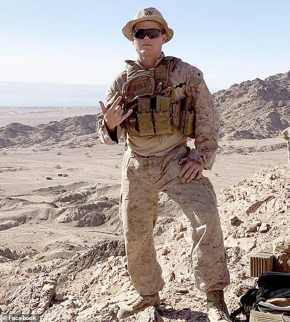 Lance Corporal Jared Schmitz, 20