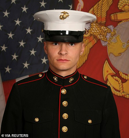 Marine Corp. Daegan William-Tyeler Page, 23, was a native of Omaha, Nebraska